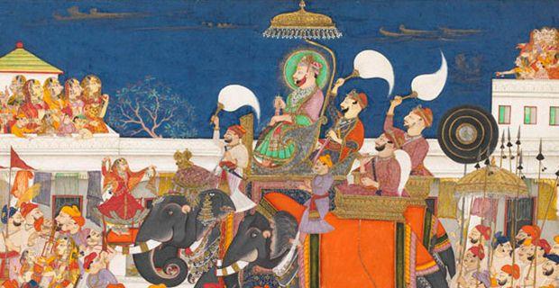 故宫博物院 午门-印度宫廷的辉煌