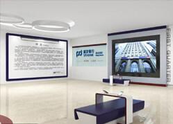 浦发银行虚拟展厅